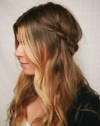 half ponytail hairstyles rihanna inspired high ponytail half up