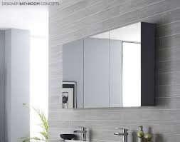 Bathroom Wall Mirror by Bathroom Cabinets Modern White Sink Under Mirrored Corner