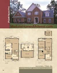 100 two story modular home floor plans the hepton a two
