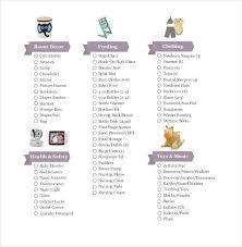 register for baby shower register for baby shower gifts ba registry checklist templates 12