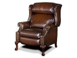 hooker furniture reclining chairs high leg wing recliner baer u0027s
