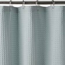 Cotton Waffle Shower Curtain Hotel Collection Shower Curtain Waffle Curtain Gallery Images