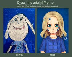 Before And After Meme - before after meme by kuridoki on deviantart