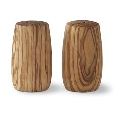 salt and pepper shakers olivewood salt pepper shakers williams sonoma