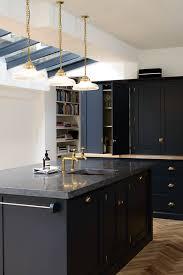 Black Countertop Kitchen The 25 Best Black Granite Ideas On Pinterest Black Granite