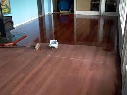 Refinish Hardwood Floors No Sanding by Restoring Hardwood Floors Without Sanding Can You Change The