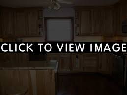 Kitchens With Hickory Cabinets Hickory Kitchen Cabinets With Granite Countertops Tehranway