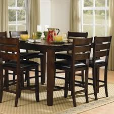 Kitchen High Table And Chairs - counter height rustic u0026 farmhouse kitchen u0026 dining tables you u0027ll