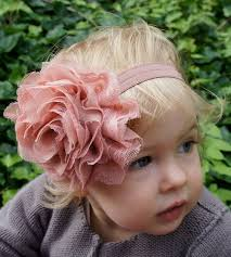 big flower headbands big felt flower headband for in pink by ribbonhabit