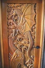 Main Door Flower Designs by Thresholds Carved Wood Dragon Door To Connect With Us And Our