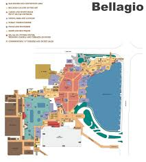 Hotels Washington Dc Map by Las Vegas Bellagio Hotel Map