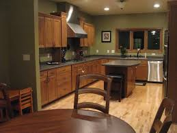 kitchen design colors ideas black ceramic floor tile white cabinet