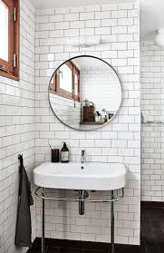 Small Bathroom Mirrors by Best 20 Midcentury Bathroom Mirrors Ideas On Pinterest