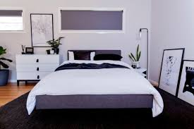 White And Grey Bedroom Bedroom How To Make A Room Room Ideas For Small