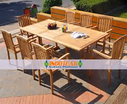 outdoor furniture sets garden teak wood furniture suppliers and