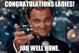 Congratulations Meme - leonardo dicaprio cheers meme imgflip