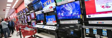 target specials on black friday are target black friday tv deals better than the walmart sales