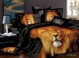 Male Queen Comforter Sets Animal Print Comforter Set Queen Foter