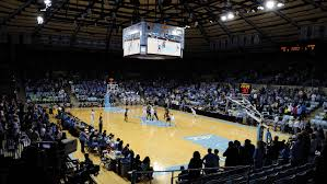 accessibility information carmichael arena unc tar heels athletics
