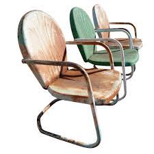 Metal Garden Chairs 24 Simple 1950 U0027s Metal Patio Chairs Pixelmari Com