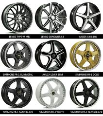 mitsubishi fuzion mitsubishi lancer wheels and rims blog tempe tyres