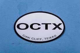 octx bumper sticker