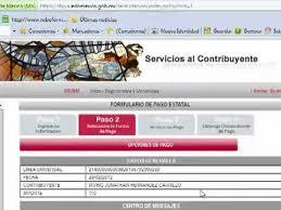 formato de pago del estado de mexico 2015 formato de pago de antecedentes no penales youtube