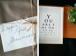 one year wedding anniversary gifts one year wedding anniversary gifts for him 15 year wedding