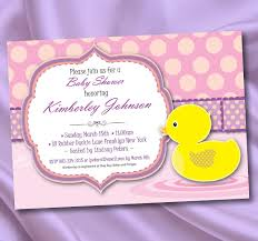 duck baby shower invitations free baby shower invitation maker theruntime