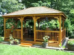 outdoor gazebo ideas design backyard decorating 5110 interior