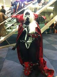 Spawn Costume 7 Diy Halloween Costumes From Fan Expo Canada Yummymummyclub Ca