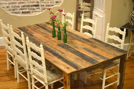 Dining Room Furniture Ideas Awesome Diy Dining Table Ideas