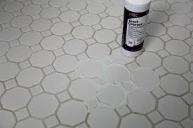 Cleaning White Grout How To Refresh White Grout On Tile Floors Clean White Grout
