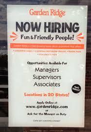The Home Decor Superstore Warrendale Detroit Blog Job Opening At Garden Ridge