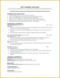 Parking Attendant Resume Resume Sample For Sales Representative Resume Samples Medical