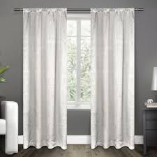 Where To Buy White Curtains Buy White Satin Curtains From Bed Bath Beyond