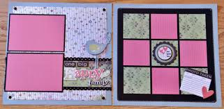 personalized scrapbook album custom scrapbook album premade scrapbook album