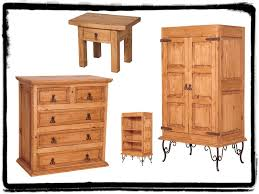 Mexican Rustic Bedroom Furniture Mexican Pine Furniture Mexican Rustic Furniture And Home Decor