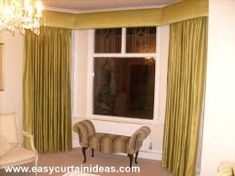 Curtain Pole For Bay Window Uk Window Curtain Ideas That Work Perfectly And Look Great