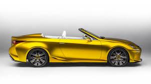 lexus rc convertible lexus lf c2 concept revealed previews rc f convertible