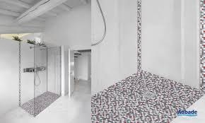 Carrelage Salle De Bain Aubade by Faience Salle De Bain Gris Perle Indoor Tile For Bathrooms Wall
