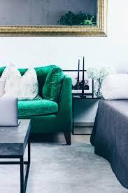Wohnzimmer Einfach Dekorieren Unsere Neue Wohnzimmer Einrichtung In Grün Grau Und Rosa