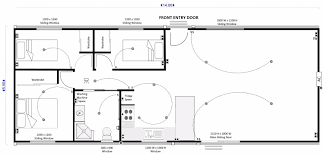 all floor plans spot on portables