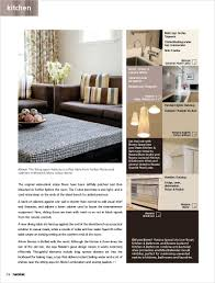 contemporary kitchen habitat magazine published by resene paints