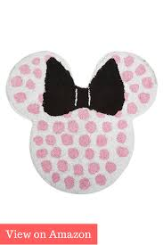 Disney Bath Rug Disney Minnie Mouse Classic Bath Rug Best Bath Mats Pinterest