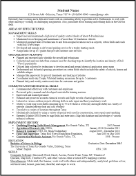Oil Field Resume Samples by Utrgv Cover Letter