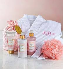 spa gift basket ideas spa gift baskets pering bath and gift sets 1800flowers