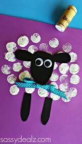 Lamb Decorations For Easter by 9 Easy Easter Crafts Using Household Objects Cool Mom Picks
