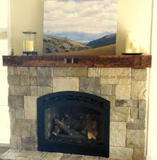 reclaimed wood mantel wood fireplace mantel rustic log