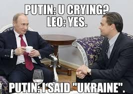 Leonardo Decaprio Meme - putin has a conversation with leonardo dicaprio meme weknowmemes